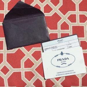 Prada Bags - Authentic Prada Vintage Shoulder Bag Black